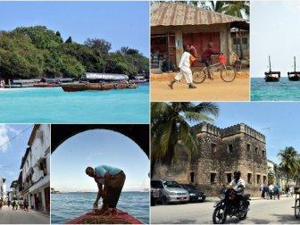Doğa Harikası Kıyılarda Yoksul Yaşam Sürenlerin Adası: Zanzibar Adası