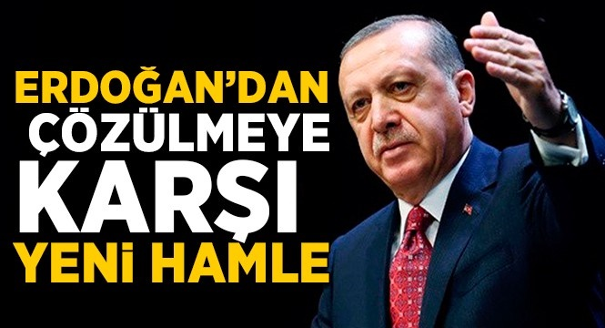 AKP'deki 'Çözülmeye karşı' yeni hamle