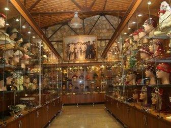 Kastamonu'daki Şapka Müzesi'ne Yoğun İlgi