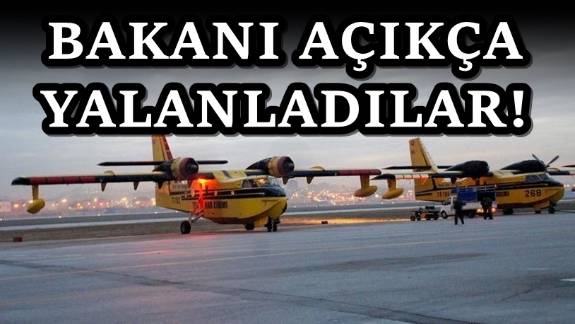 THK'dan bakana: Uçaklarımız hazır, para da istemiyoruz!