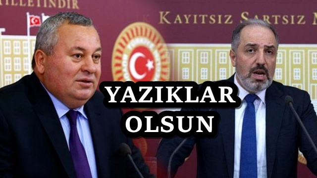 AKP ve MHP'li vekil arasında tartışma