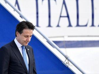 İtalya Başbakanı Conte'den Koalisyon Hükümeti Açıklaması
