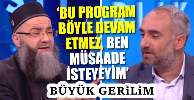 İsmail Saymaz ile Cübbeli Ahmet tartıştı