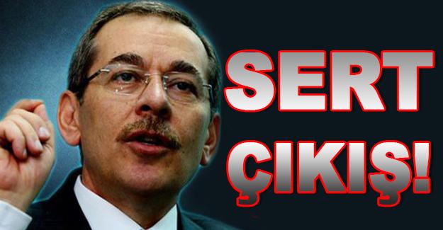 Abdüllatif Şener'den Erdoğan'a cevap gecikmedi