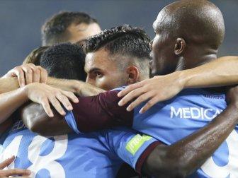 Trabzonspor Yeni Transferlerinden Fazla Yararlanamadı