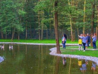 'Avrupa'nın En Büyük Doğal Yaşam Parkı' Ormanya Film Seti Oldu