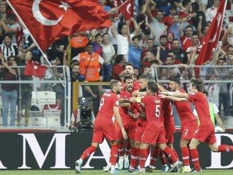 A Milli Futbol Takımı Andorra'yı Tek Golle Geçti