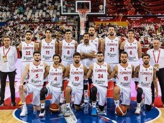 A Milli Erkek Basketbol Takımı Olimpiyat Elemesi Oynamaya Hak Kazandı