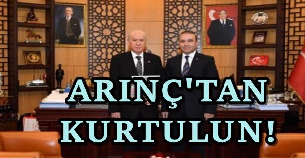 Bahçeli'nin danışmanından Arınç ve AKP için olay sözler