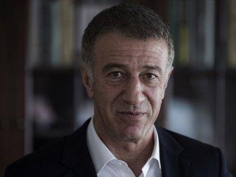 Ahmet Ağaoğlu: 'Dileğimiz Başarı Merdivenlerini Tırmanmak'