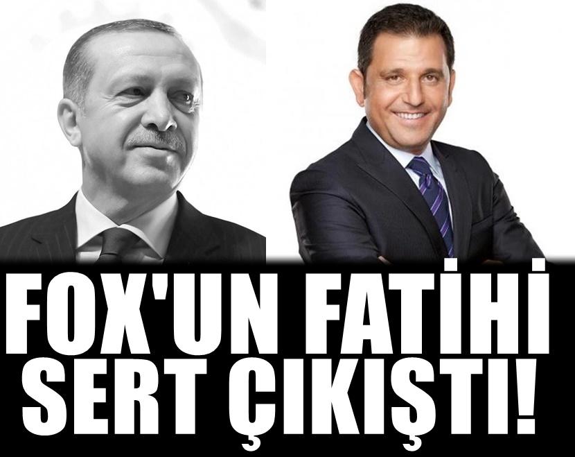 Fatih Portakal'dan Erdoğan'a eleştiri