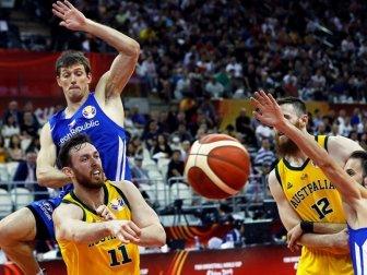 FIBA Dünya Kupası'nda Avustralya Yarı Finalde
