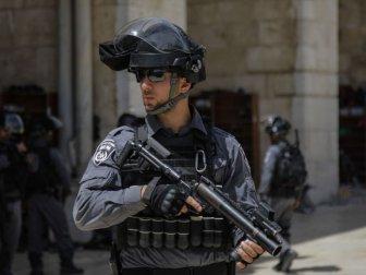 İsrail Askerlerinden Filistinli Partinin Ofisine Baskın