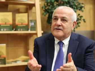 Filistin'in BM Daimi Temsilcisi Mansur AA'ya Konuştu