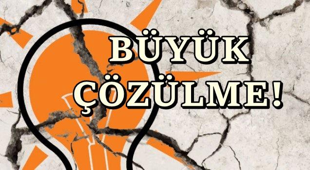 AKP'de istifalar peş peşe geliyor!