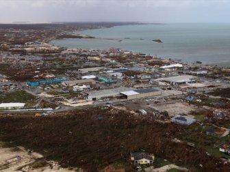 Dorian Kasırgası Nedeniyle Bahamalar'da Bin 300 Kişi Hala Kayıp