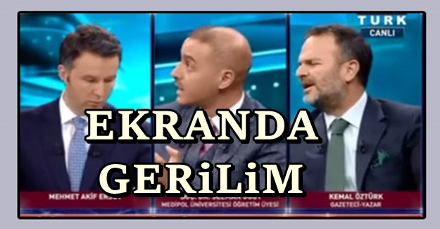 Habertürk canlı yayınında AKP'liler birbirine girdi
