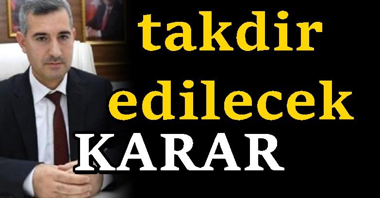 AKP'li başkan makam araçlarını toplattı