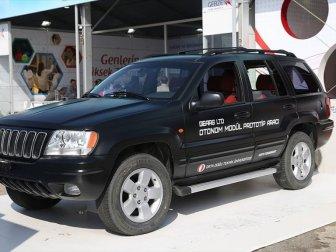 Otomatik Sürüş Yeteneği Teknolojisi TEKNOFEST'te Sergilendi