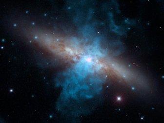 Gök Bilimciler En Büyük Kütleli Nötron Yıldızını Keşfetti