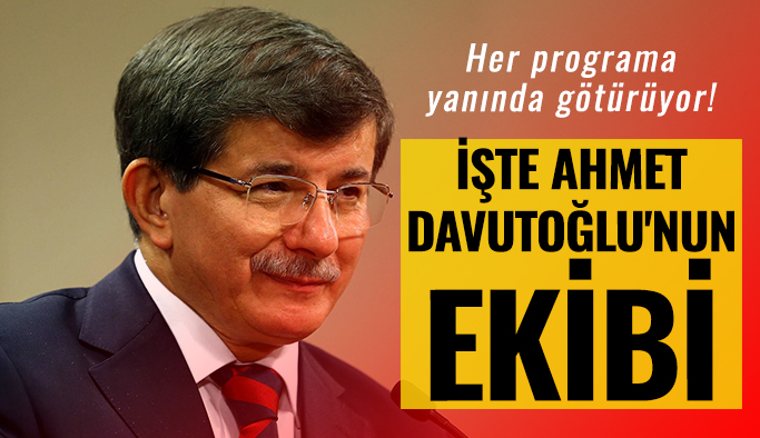 Davutoğlu'nun partisinde ekonomiden sorumlu isim