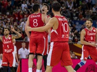 Türkiye, FIBA Sıralamasında 2 Basamak Yükseldi