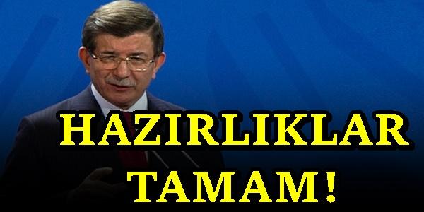 Davutoğlu'nun partisi erken seçim tarihini açıkladı