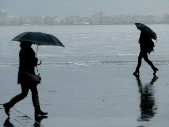 Meteoroloji Genel Müdürlüğünden Kuvvetli Yağış Uyarısı