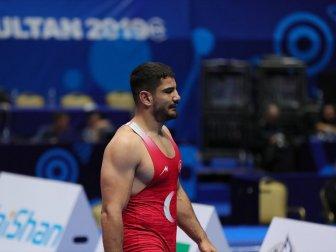 Taha Akgül 2020 Olimpiyatları'na Katılmayı Garantiledi
