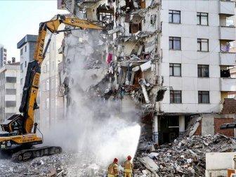 Kartal'da Çöken Yeşilyurt Apartmanı Davasında Tahliye Kararı