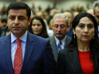 eski HDP Eş Genel Başkanları Demirtaş ve Yüksekdağ Hakkında Tutuklama Talebi