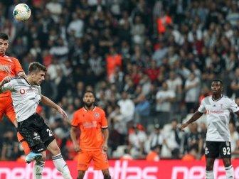 Beşiktaş, Medipol Başakşehir ile 1-1 Berabere Kaldı