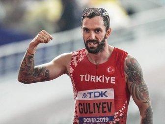 Milli Sporcu Ramil Guliyev Finalde