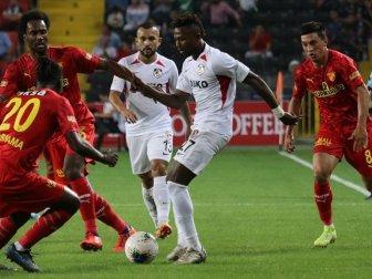 Gazişehir Gaziantep 1-1 Göztepe
