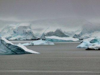 'Antarktika'daki Buz Kopmasının İklim Değişikliyle İlgisi Yok'