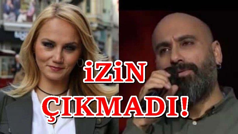 Pınar Aydınlar ve Dodan Özer'in konserine yasak