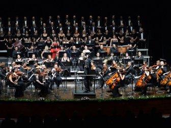 Mersin Devlet Opera ve Balesi Yeni Sezonu Konserle Açtı