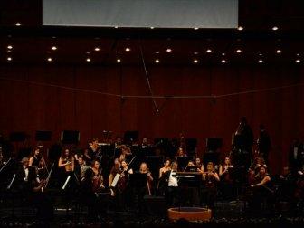 Bursa Devlet Tiyatrosu Senfoni Orkestrası'ndan Sezon Açılışı Konseri