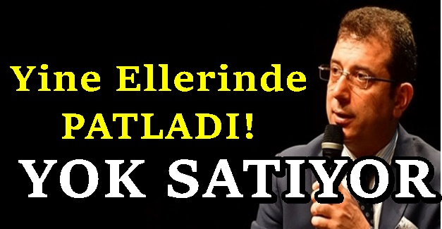 İmamoğlu'na yönelik Hamidiye boykotu ters tepti