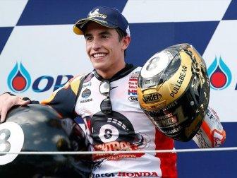 İspanyol Pilot Marquez MotoGP'deki 6. Şampiyonluğuna Ulaştı