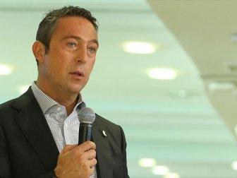 Ali Koç: 'Hiçbir Kulüp İçin 2019-2020 Kolay Değil'