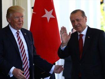 Trump: 'Erdoğan Kasımda ABD'ye Geliyor'
