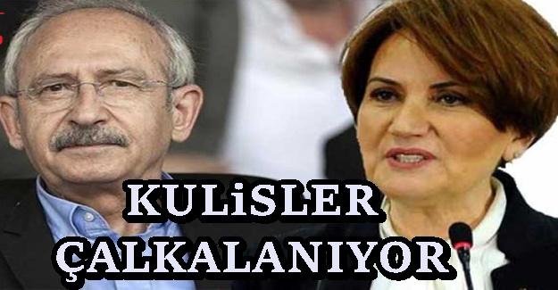 CHP ve İYİ Parti ortak açıklama yapabilir