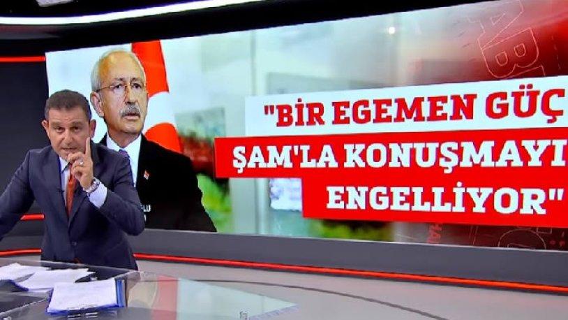 Fatih Portakal,  Kılıçdaroğlu'nun bahsettiği ülkeyi açıkladı