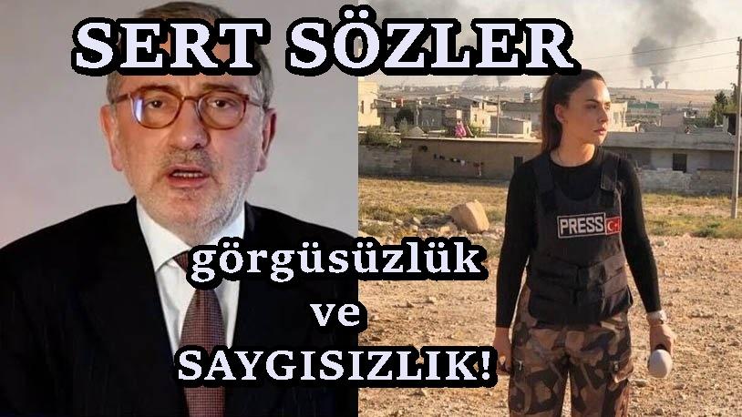 Fatih Altaylı Buket Aydın'ı fena ti'ye aldı: