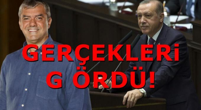 Yılmaz Özdil'den Erdoğan'a: Bazı gerçekleri görmesine sevindim