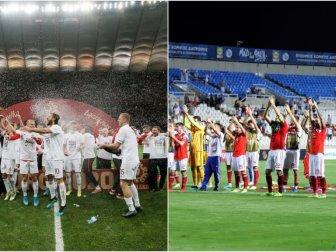 Rusya ve Polonya EURO 2020 Finallerine Katılmayı Garantiledi