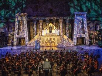 İmkansız Aşk 'Aida' Operası Congresium Sahnesi'nde