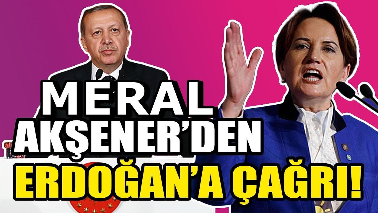 Meral Akşener, Erdoğan'a seslendi: Makamınıza yakışmaz