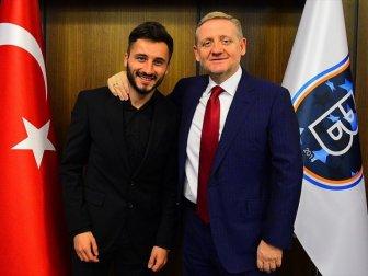 Enver Cenk Şahin'e Eski Kulübü Medipol Başakşehir Sahip Çıktı